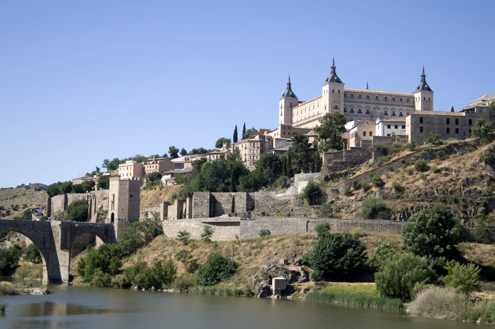 Tour Of Toledo From Madrid
