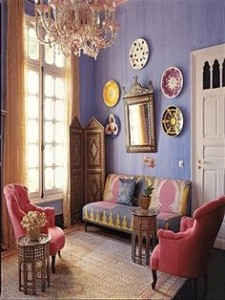 Interior Design from Museum Chick Decoration