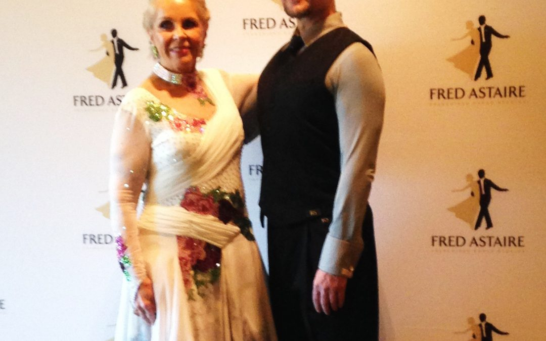BALLROOM COMPETITION DONE!
