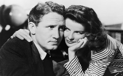 What does the Gilded Age have to do with Catherine Hepburn and Spencer Tracy?