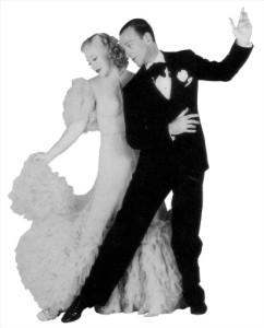 Ginger Roger & Fred Astaire