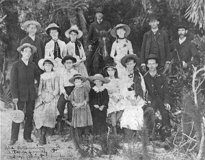 Early Sarasota families: Browning and Whitaker