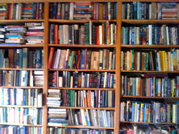 WHAT DO YOUR BOOKSHELVES SAY ABOUT YOU?
