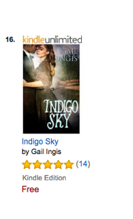 #16 in Amazon's top 100 category free Historic Fiction
