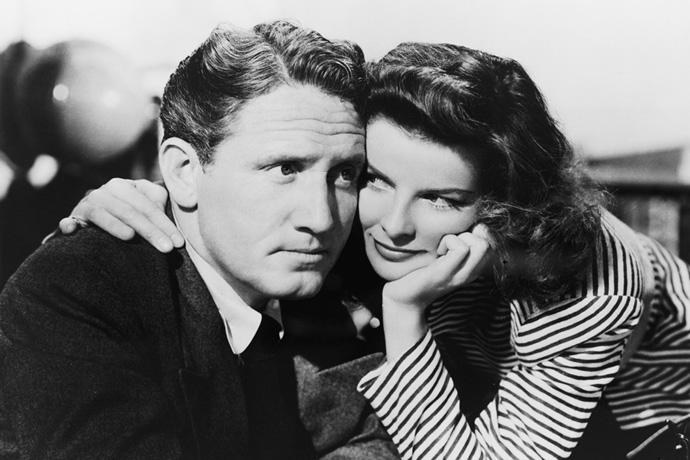 What does the Gilded Age have to do with Katherine Hepburn and Spencer Tracy?