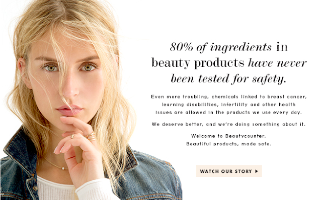 Beautycounter mission: Clean skin care for everyone