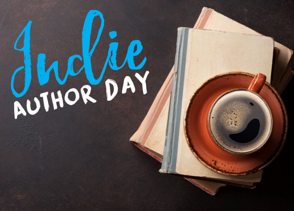 Indie Author Day Is Coming Soon.