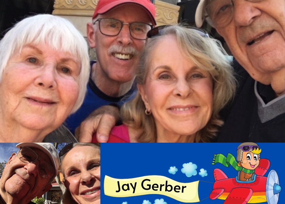 My Big Brother Jay Gerber – Success Written in the Sky