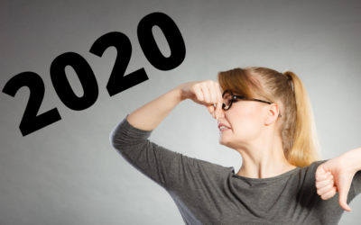 2020: The Crappy Year in Review by Rebecca Heflin